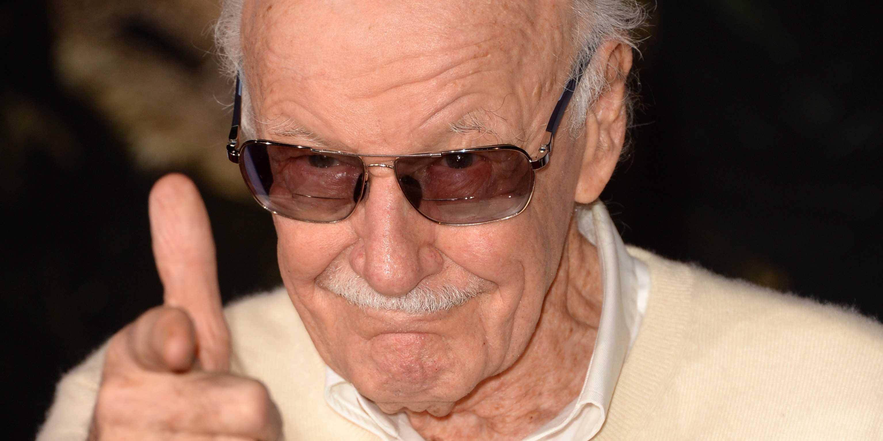 Stan Lee has Passed Away