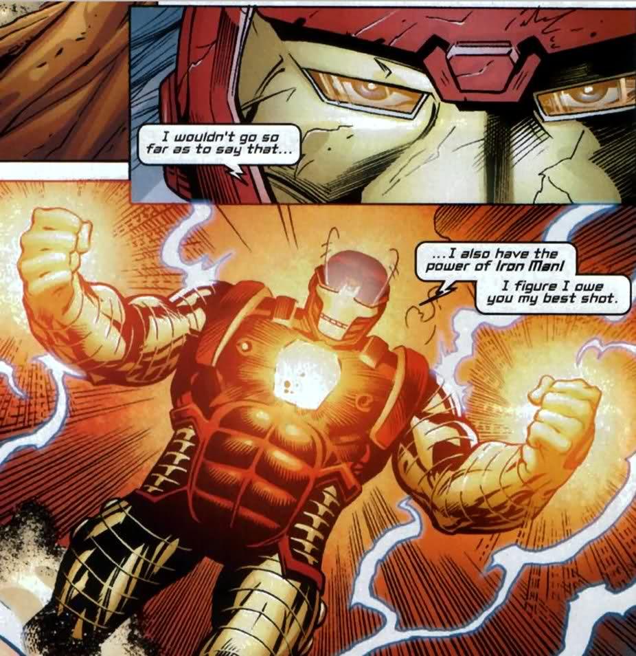 Most Powerful Iron Man Armors