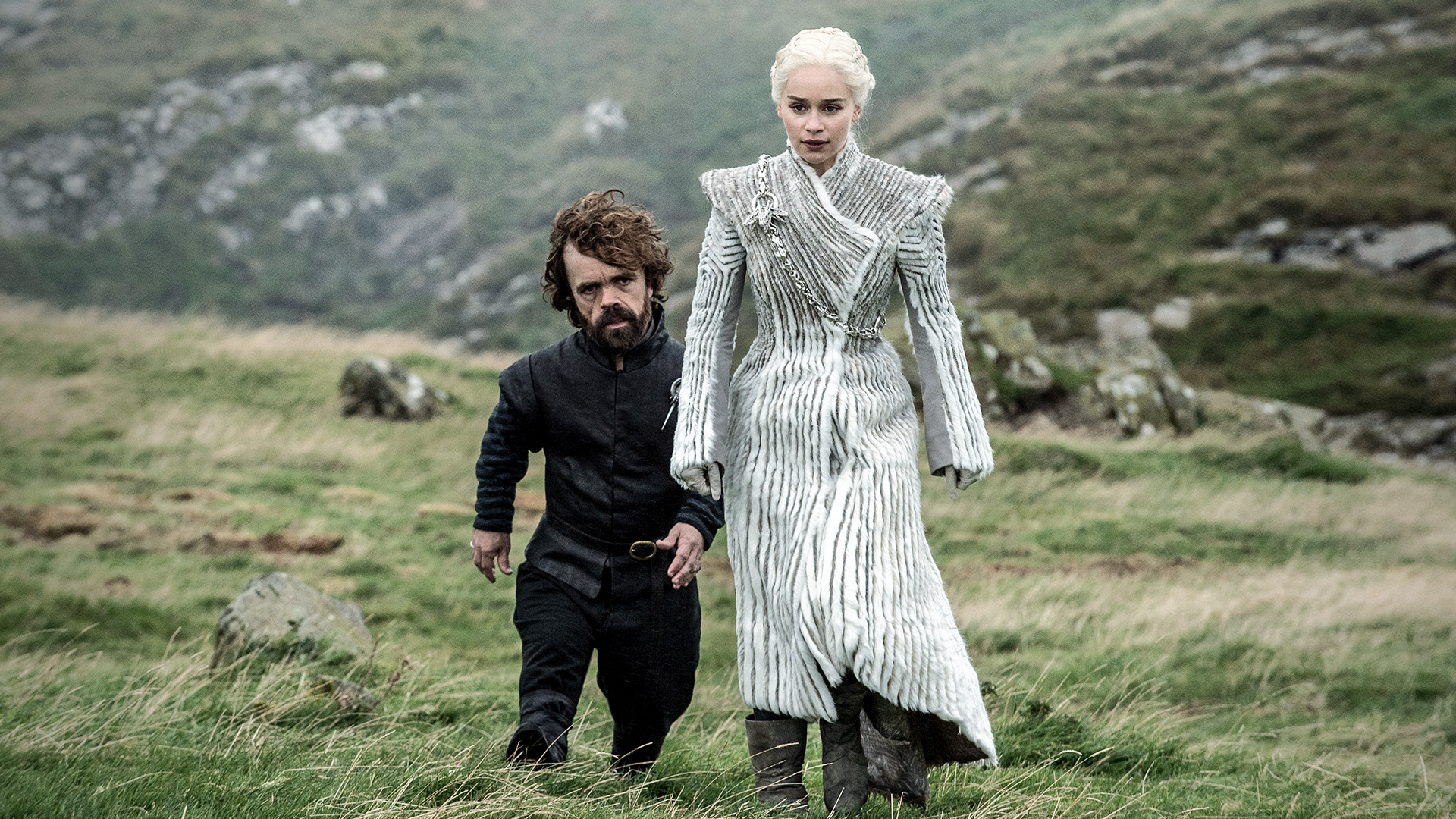 Game of Thrones Season 8 Tyrion Daenerys