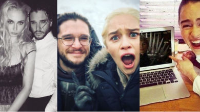 Photo of 33 Amazing Behind-The-Scene Images From Game of Thrones