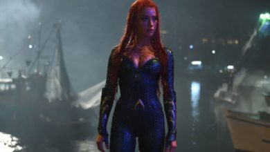 Photo of The New Picture of Amber Heard From The Sets of Aquaman Reveals A Spoiler