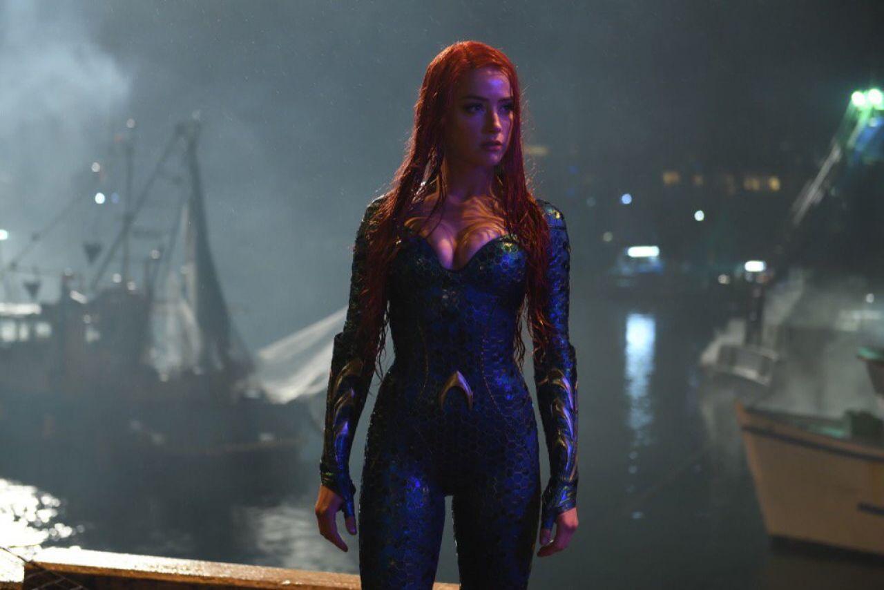 Aquaman Jason Momoa Amber Heard