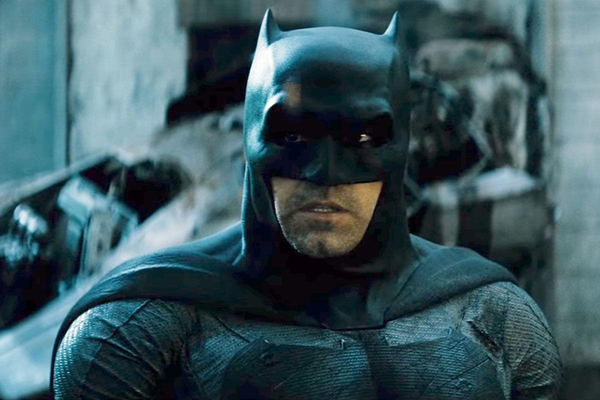 The Batman Ben Affleck WB