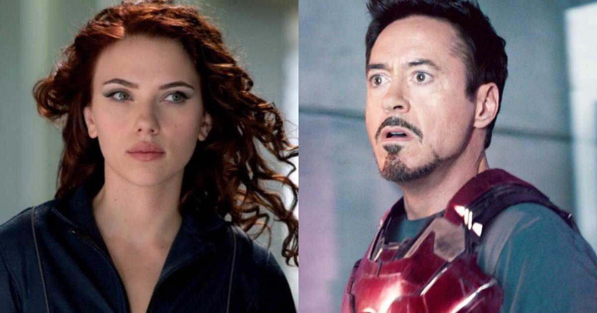 Iron Man xxx video xxx video Cougar