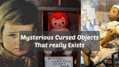 Photo of 15 Mysterious Cursed Objects You Won't Believe But Actually Exist