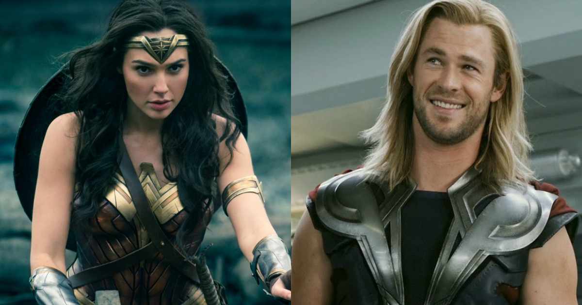 Photo of 15 Superheroes You Never Knew Have Banged The Gods