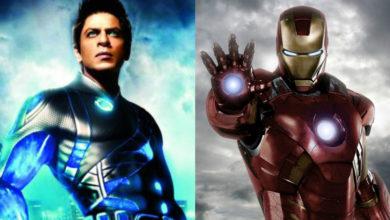 Photo of Super Sunday Funday: Iron Man vs G.One