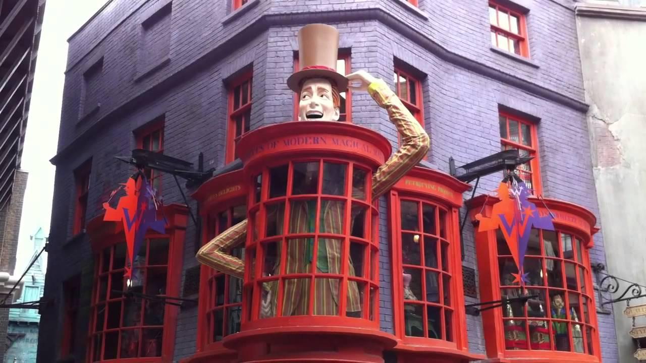 Weasleys Wizard Wheezes Universal 10 Biggest Secrets Fro...