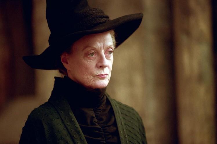 Fantastic Beasts 2 Prof. McGonagall