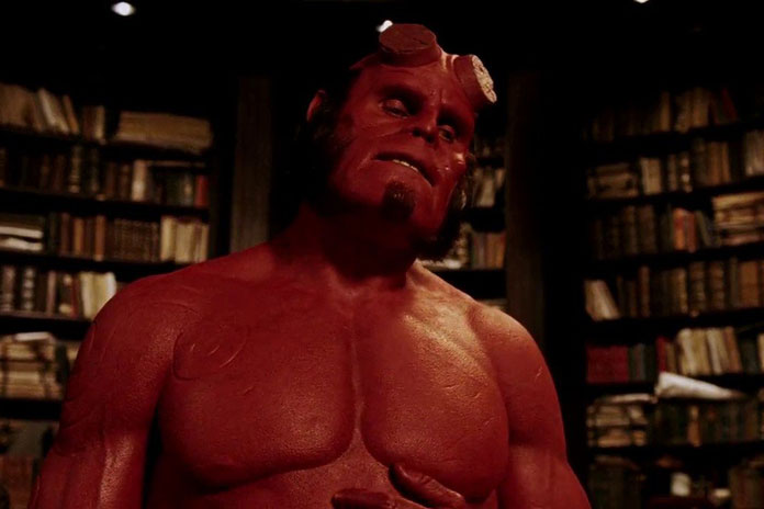 Hellboy David Harbour
