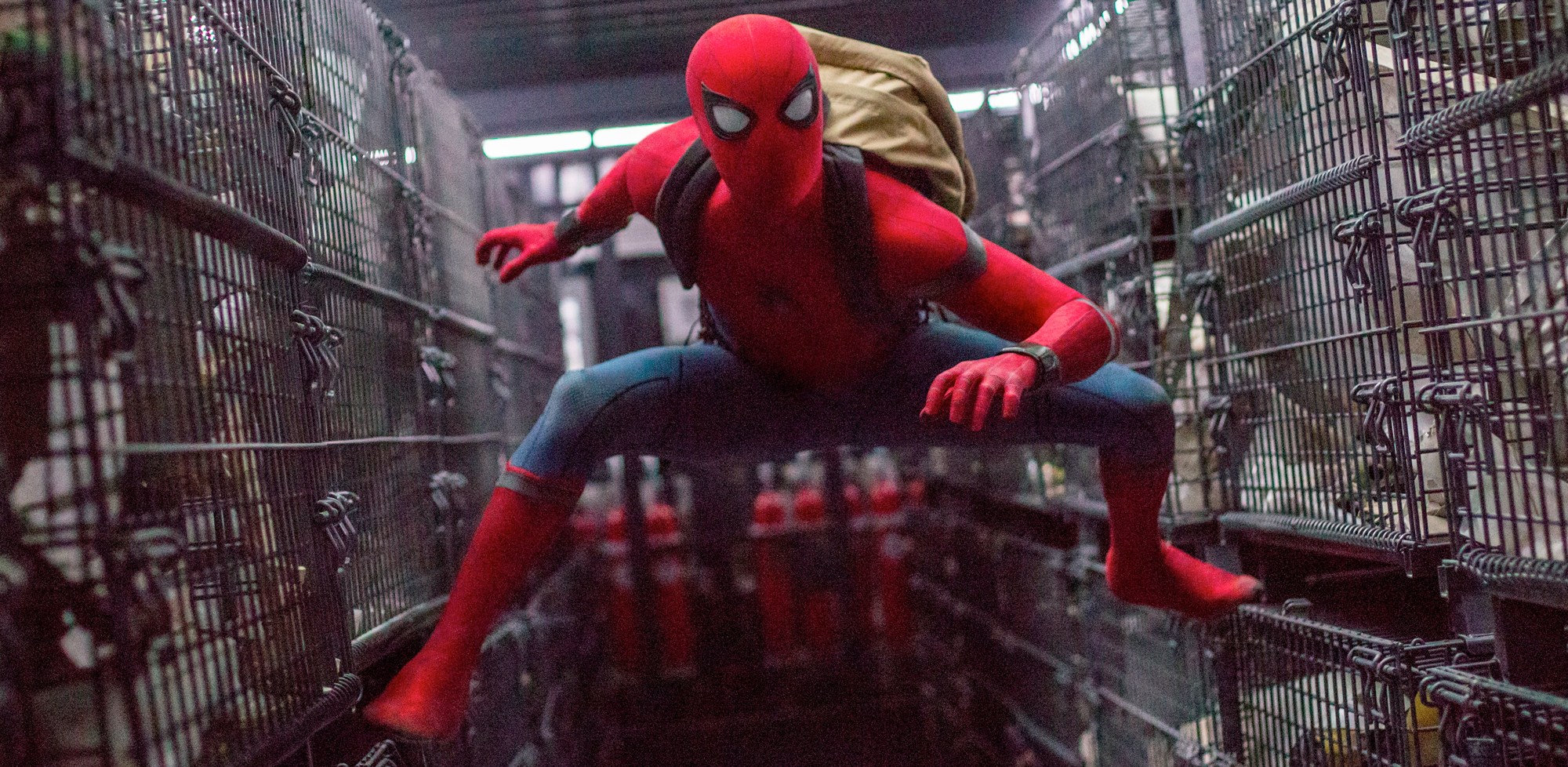Spider-Man: Far From Home Homecoming Spider-Suit