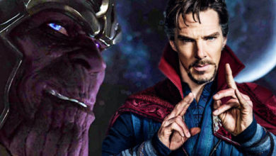 Avengers: Endgame Doctor Strange Sorcerer Supreme