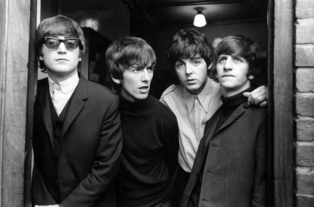 a closer look at the beatles a popular british music group Immediately trading in their leather look for in the creation of modern popular music the beatles were inducted beatles, the british rock group.