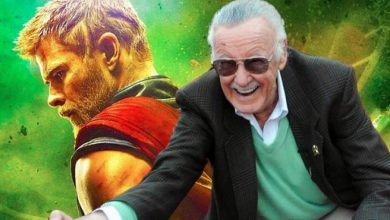 Photo of Stan Lee's Cameo In Thor: Ragnarok Is The Funniest Ever