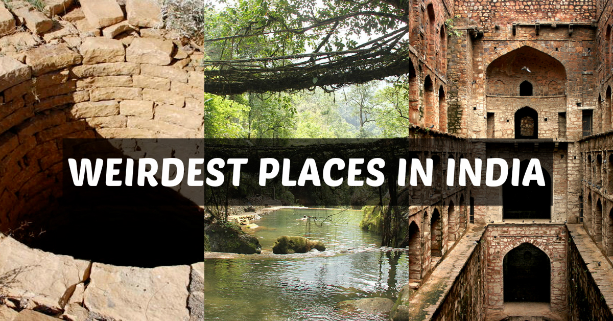 Photo of 24 Weirdest Places In India Which Will Scare The Hell Out Of You