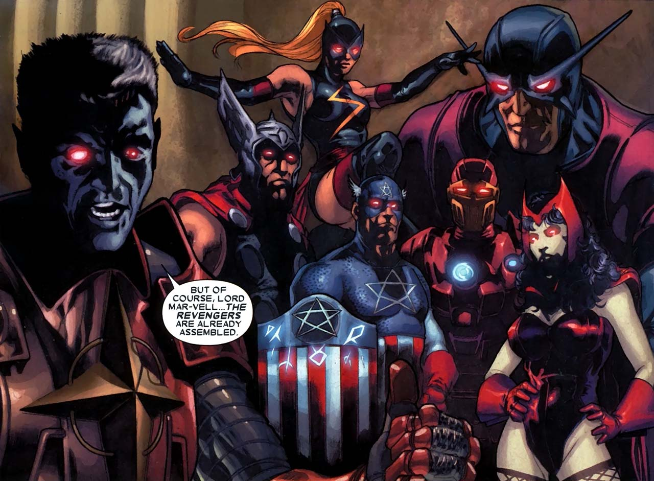 Thor Ragnarok Will Introduce Marvel Comics Most Bad-Ass Team of Warriors - QuirkyByte
