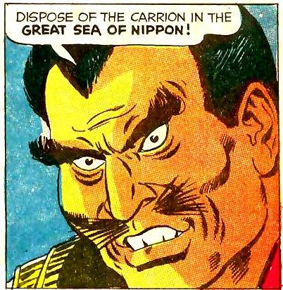 Baron Katana The Flash Season 4 villain