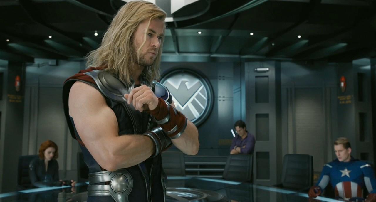 Avengers: Endgame Chris Hemsworth