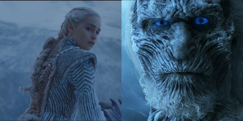 dany Game of Thrones Season 7
