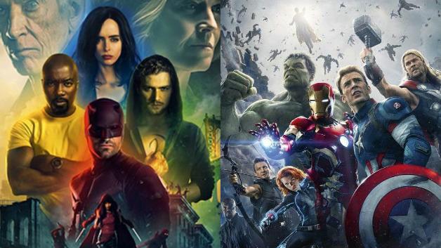 Infinity War Netflix