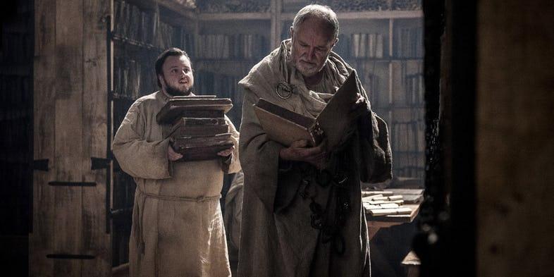 sam Game of Thrones Season 7
