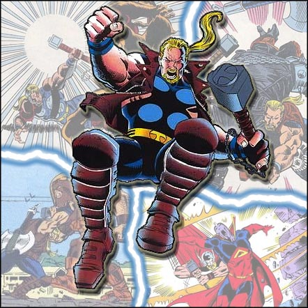 Characters Other Than Thor Who Were Worthy to Wield Mjolnir