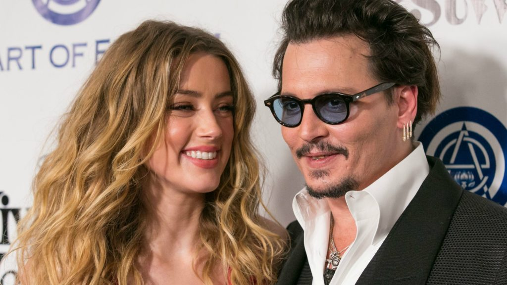 Amber Heard's Diary Entry About Fight With Johnny Depp