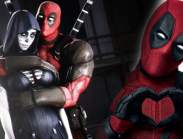Death And Deadpool Romance