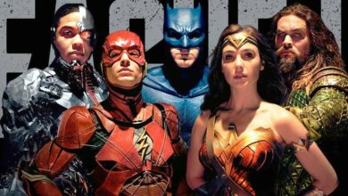 Photo of Top Four Moments from the New Justice League Trailer