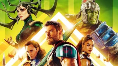 Photo of The New Thor Ragnarok IMAX Poster Confirms Fan Theory