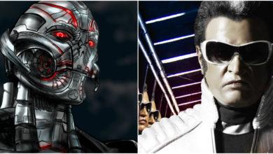 Photo of Super Sunday Funday: Ultron vs Chitti the Robot
