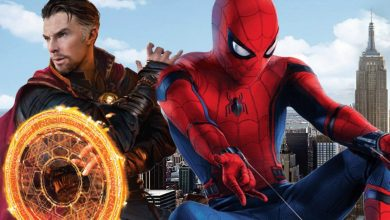 Photo of Doctor Strange Almost Had a Cameo in 'Spider-Man: Into The Spider-Verse'