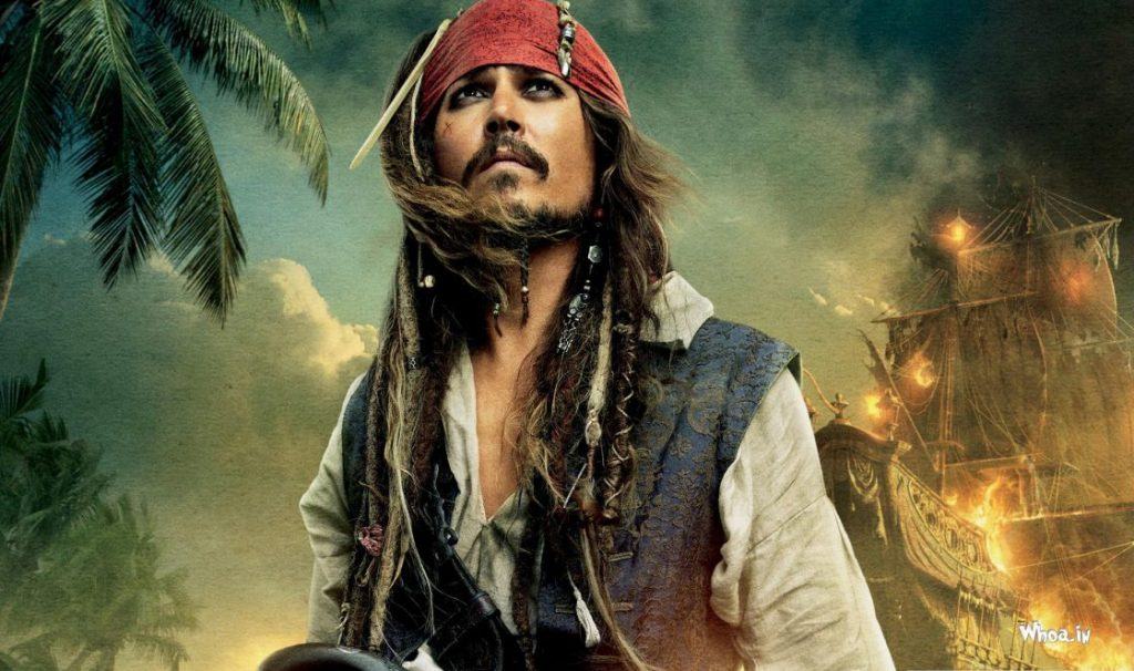 Pirates of the Caribbean Reboot Johnny Depp Disney