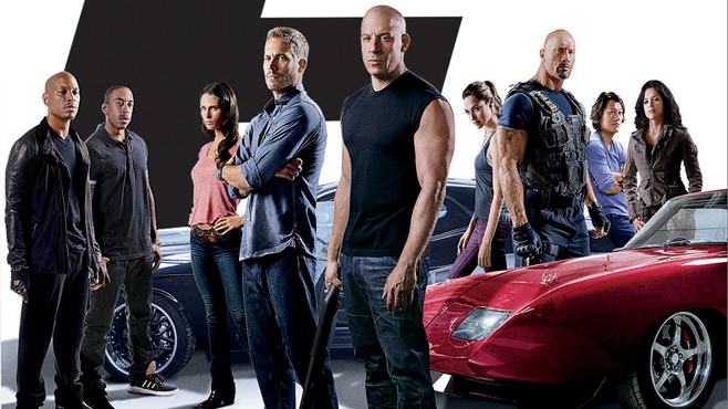 Fast and the Furious Movies Ranked