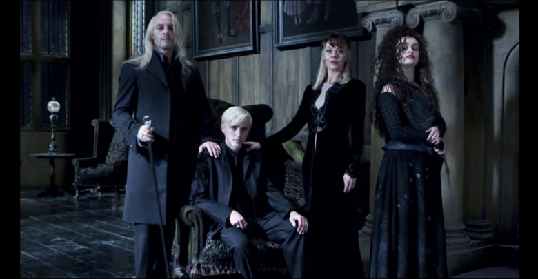 Malfoy Family 19 Years Later