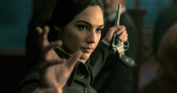 Gal Gadot To Star In Spy Movie