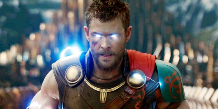 chris hemsworth Thor Ragnarok MCU Characters