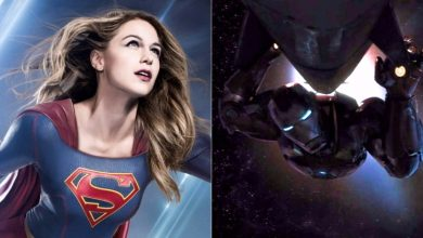 "Photo of Supergirl Pulled Off Iron Man's ""The Avengers"" Stunt In Season 3 Premiere"