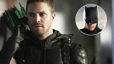 Photo of Batman Teased Again In Arrow Season 6