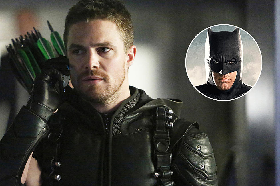 Arrow Season 7 Batman Arrowverse