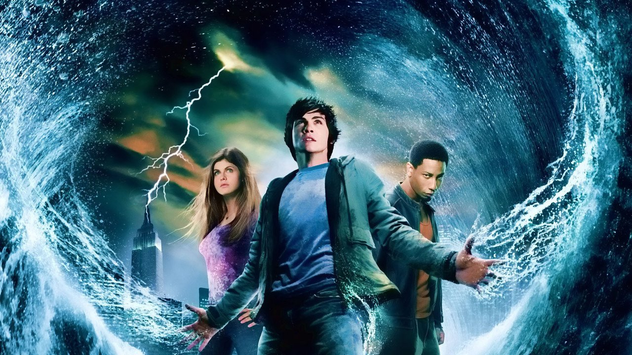 Percy Jackson Series Coming to Disney+