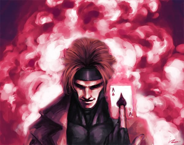 Gambit X-Force Movies Disney