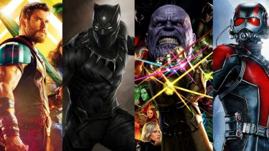 Photo of The MCU's Upcoming Four Movies Are Set In Four Different Worlds