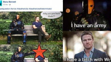 Photo of 15 Funniest Arrow Vs Deathstroke Memes That Will Make You Laugh Out Loud
