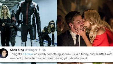 Photo of 27 Top Internet Reactions From Arrow Season 6 Episode 4 'Reversal'
