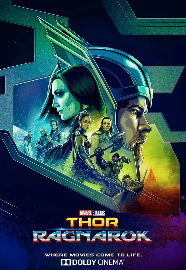 The Michael Project Thor Ragnarok Review