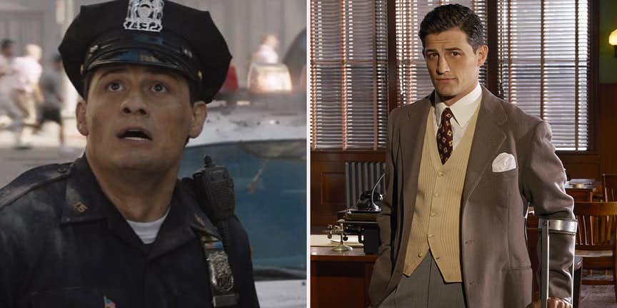 """Enver Gjokaj in """"The Avengers"""" and """"Agent Carter"""""""