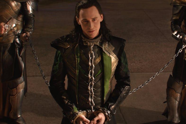 Loki TV Series Disney+