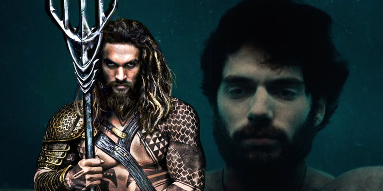 Aquaman Man of Steel
