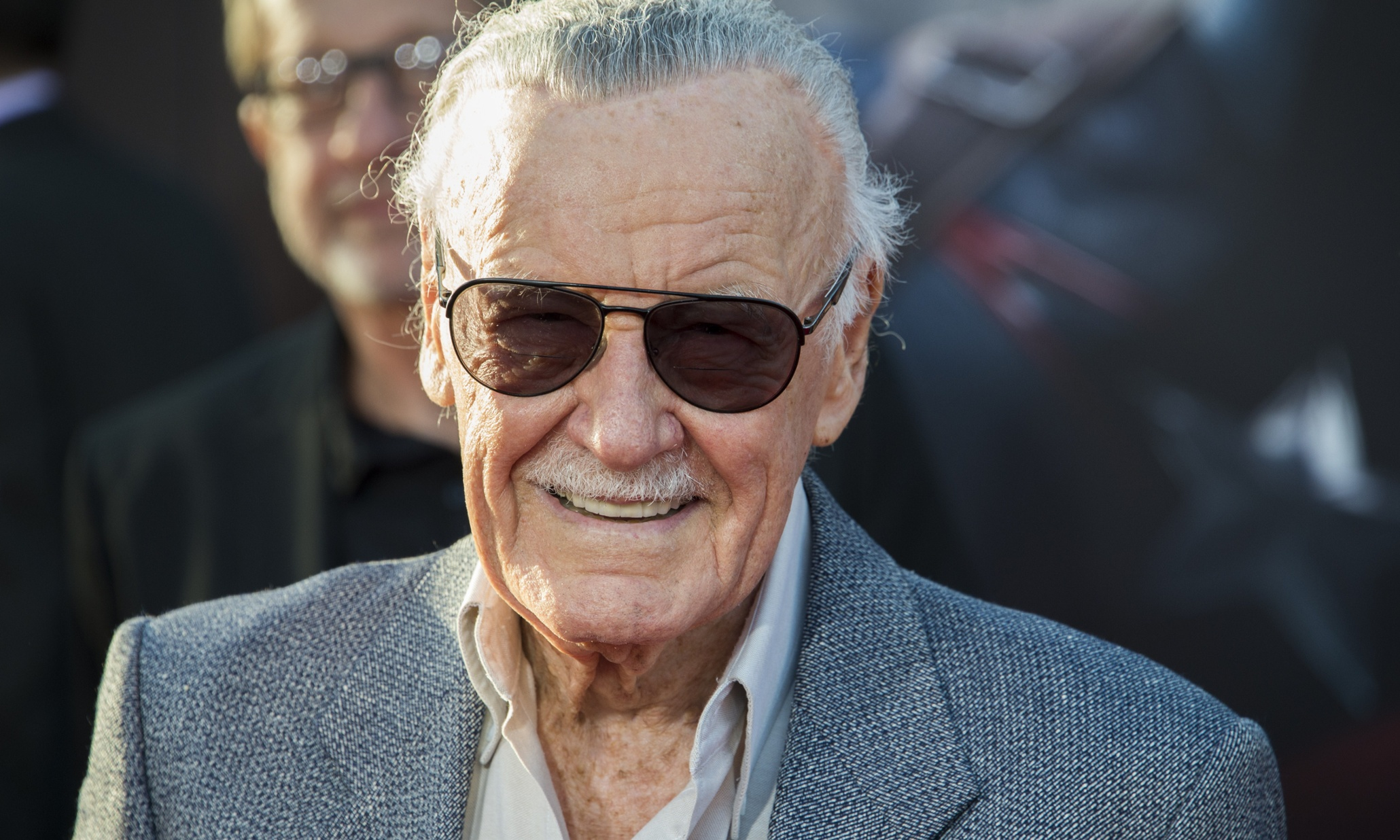 Stan Lee cameo in a DC movie